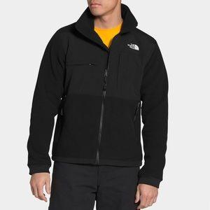 The North Face Mens Denali Jacket Black 3XL Fleece